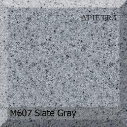 Искусственный камень Akrilika Apietra M607 Slate Gray